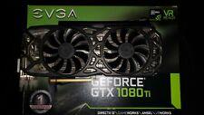 EVGA GeForce GTX 1080 Ti SC Black Edition GAMING 11GB GDDR5X Graphics Card (11G…