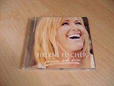 CD Helene Fischer - So wie ich bin - 2009 incl. Ich will immer wieder ... dieses