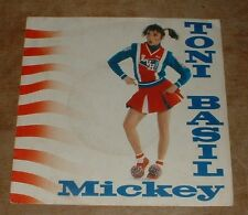TONI BASIL mickey*hanging around 1981 UK RADIALCHOICE PS 45