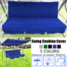 Cushion Dust Covers Canopy for Outdoor Swing Chair 3 Seater Garden Heavy Duty ✔️