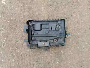 VAUXHALL CORSA VXR BATTERY TRAY AND CLAMP D MODEL 2007