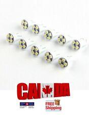 10x T10 194 168 1W 4SMD LED Side Lamp Wedge Turn Light Bulb DRL Car White 6000K