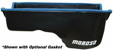 Moroso Oil Pan Black Painted Surface for 1994 - 2003 Ford 7.3L Powerstroke 27336