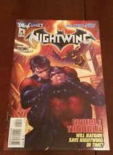 NIGHTWING #4 NM/MT(9.8) WHITE - NEW 52 *HARD TO FIND IN HIGH GRADE* DC FEB 2012