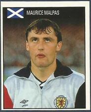 ORBIS 1990 WORLD CUP COLLECTION-#108-SCOTLAND-MAURICE MALPAS