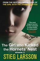 The Girl Who Kicked the Hornets' Nest (Millennium Trilogy Book 3),Stieg Larsson