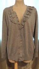 Jones New York Sport Sweater Gray Size 1X
