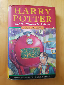 Harry Potter and the Philosopher's Stone, First Edition 1/19th, Bloomsbury, HB