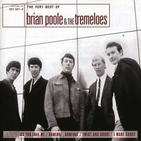 The Tremeloes, Brian - World of Brian Poole & the Tremeloes [New CD]