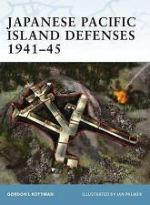 Japanese Pacific Island Defenses 1941-45 Fortress