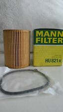 Original MANN-FILTER Ölfilter Oelfilter HU 821 x Oil Filter (10)