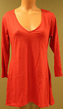 Victoria's Secret Fit and Flare Tunic Top - Bright Cherry Red MEDIUM - NWOT
