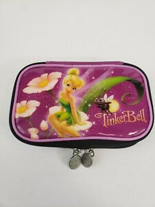 Nintendo DS Carrying Case TinkerBell ~ Disney ~ Purple