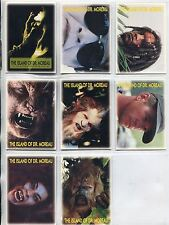 Inkworks Exclusive The Island Of Dr. Moreau 8 Card Preview Set 1-8