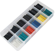 180 Piece Heat Shrink Tubing Wire Sleeves Kit - wiring & electrical connections