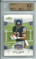 2008 Score #365 Matt Forte RC BGS Graded GEM Mint 9.5