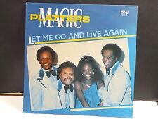 "MAXI 12"" MAGIC PLATTERS Let me go and live again 500006"