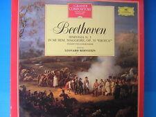 LP BEETHOVEN LEONARD BERNSTEIN SINFONIA N. 3 OP. 55 EROICA