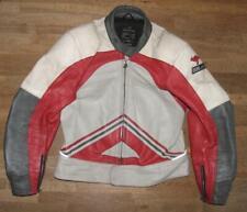 """ ALNE "" Men's Motorcycle - Leather Jacket/Biker Jacket/Combination Jacket IN"