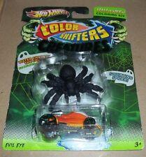 Hot Wheels Color Shifters Creatures Halloween Coloring Kit - Evil Eye - Orange