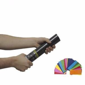 King Confetti Handheld Cannons 30cm - Bulk Buy