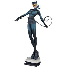 DC COMICS - Catwoman Stanley Lau Polystone Statue Sideshow Exclusive