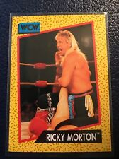 RICKY MORTON  1991 Impel WCW #99  MINT  Pack Fresh!