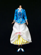 1800's Victorian English Skirt Period Piece Fashion for Barbie Doll