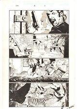 Ultimate X-Men #8 p.3 - Gunfight - 2001 art by Adam Kubert & Art Thibert