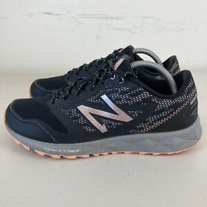 New Balance Womens Running Shoes All Terrain US 10 Black Free Postage
