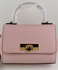 Michael Kors Callie Small Top Handle Satchel Handbag Blossom Pink BNWT