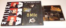 8 Mile + Soundtrack & Eminem Aka (DVD/CD, 3-Discs) WS