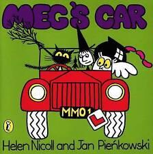 Meg'S CAR (Meg e bambù) da Jan pienkowski, Helen NICOLL, Registro, Nuovo