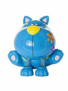 Mousehouse Kids Adults Blue Cat Piggy Bank Money Box for Girls & Boys