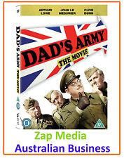 Dad's Army The Movie DVD Region 2 1971
