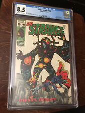 Doctor Strange #180 CGC 8.5 - 1969 - Eternity app - High Grade Silver Age Marvel