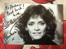 H Uncertified Original TV Autographs