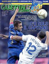 Guerin Sportivo Extra.Fabio Cannavaro & Henry,Lino Mutti,Alberto Bollini,iii