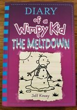 Diary Of A Wimpy Kid: The Meltdown by Jeff Kinney (2018, Hardcover)