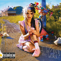 Hands Off Gretel : I Want the World CD (2019) ***NEW*** FREE Shipping, Save £s