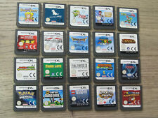 DS Spiele Auswahl auch 3DS New Mario, Sims, Lego Star Wars, Nintendogs Modul