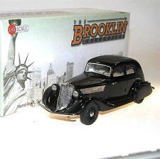 Brooklin BRK 127a, 1934 Studebaker Commander Landcruiser Sedan, black, 1/43