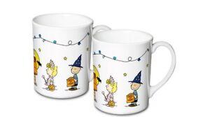 [SNOOPY PEANUTS x CORELLE]  The Home MUG CUP 2pcs Set 295ml / Ceramics material