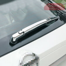 Rear Window Wiper Chrome Bezel Trim For Nissan Rogue 2014-2018 Rogue Sport