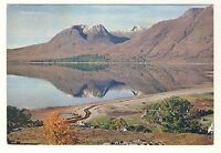 Old Postcard (1963) - Beinn Allign and Loch Torridon, Wester Ross - Posted M006