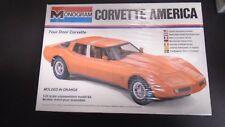 MONOGRAM CORVETTE AMERICA 4 DOOR LIMO ©1980 PLASTIC MODEL CAR KIT SEALED RARE!