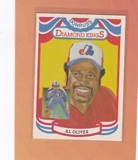 1984 DONRUSS BASEBALL #9 AL OLIVER EXPOS NMMT *63060