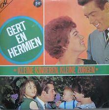 GERT EN HERMIEN TIMMERMAN - KLEINE KINDEREN, KLEINE ZORGEN  - LP