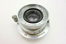 Leitz Leica Summaron 3,5cm f3, 5 M39 Chrome 880619 jj083