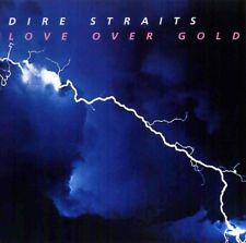 DIRE STRAITS - LOVE OVER GOLD D/R CD: PRIVATE INVESTIGATIONS Mark KNOPFLER *NEW*